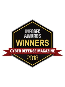 infosec 2018 award