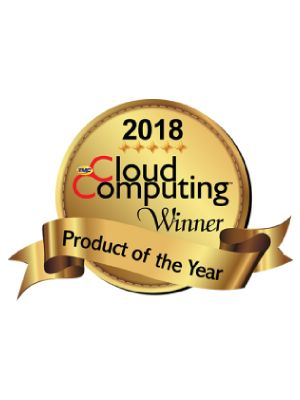 cloud computing 2018 award