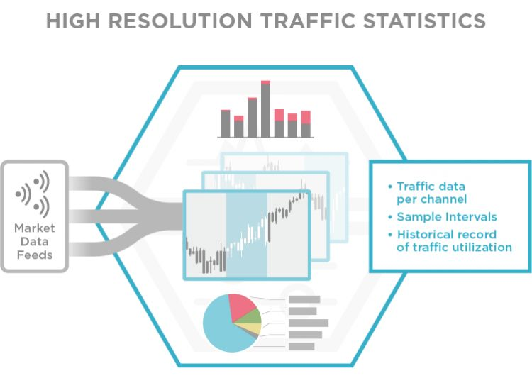 High Resolution Traffic Statistics