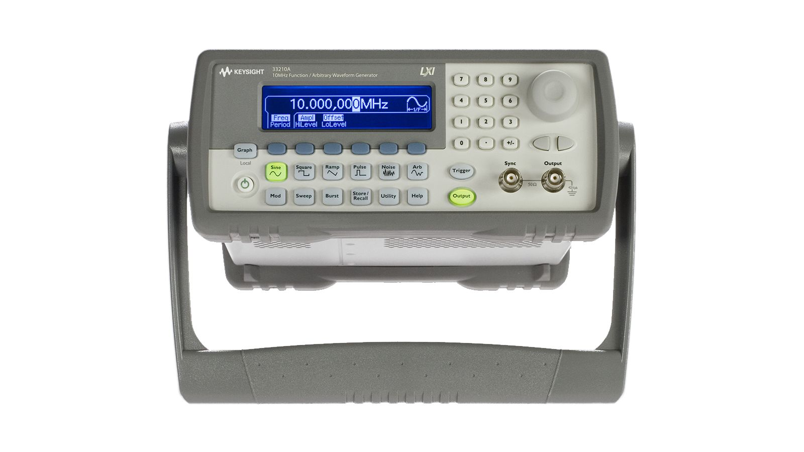 33210A Best Cheap Function Generator from Keysight