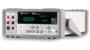U3606B DC Multimeter - Convenient hybrid combines a 5½ digit DMM and 30-Watt power supply