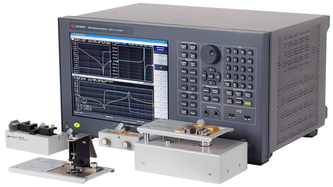E5061B ena vector network analyzer impedance analysis