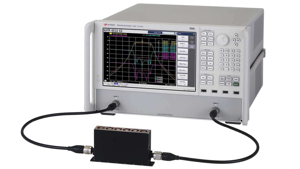 E5080A network analyzer software image