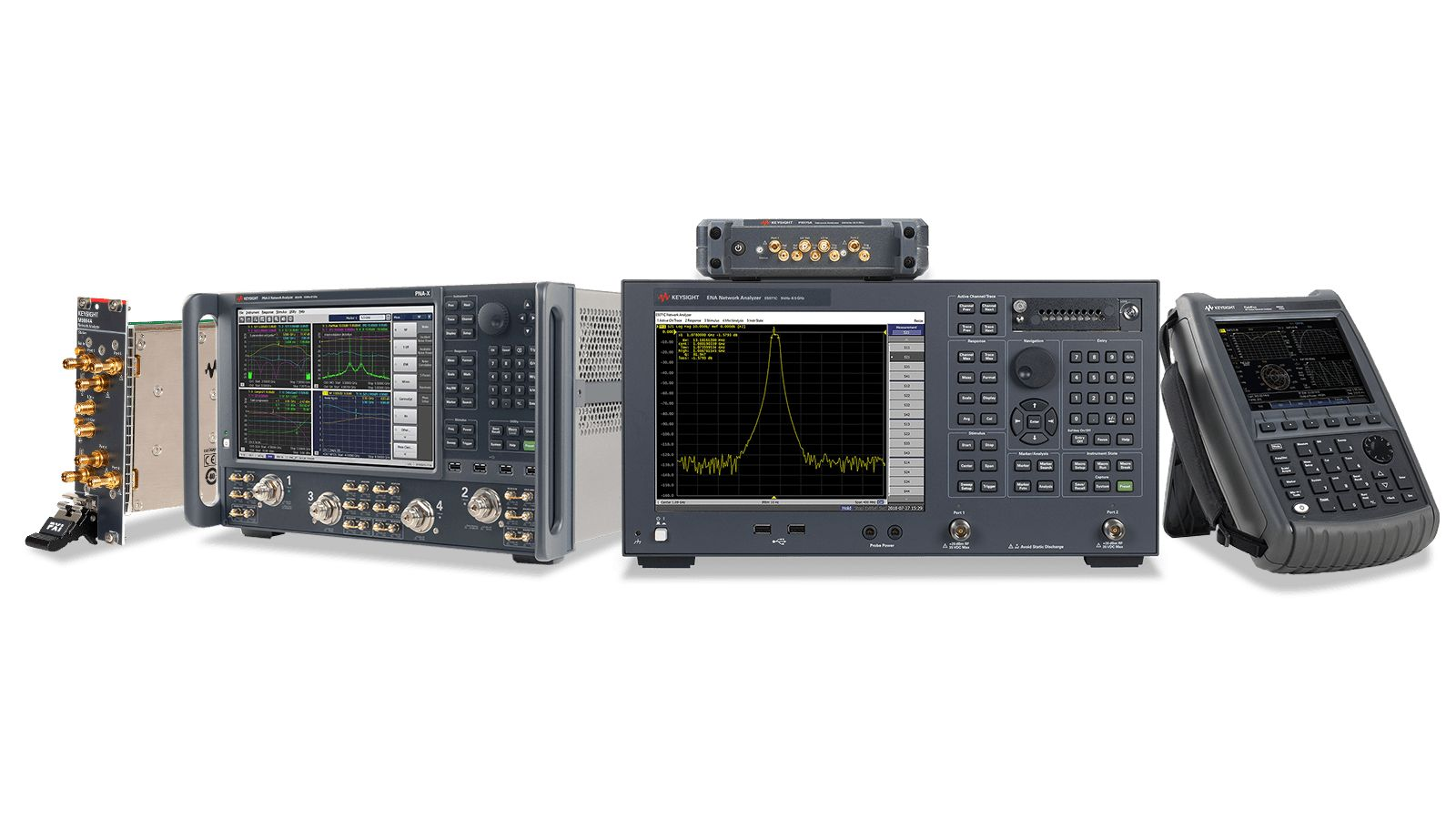 keysight network analyzer image