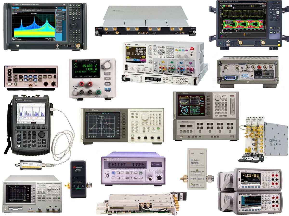 Calibration Services for Keysight Instruments