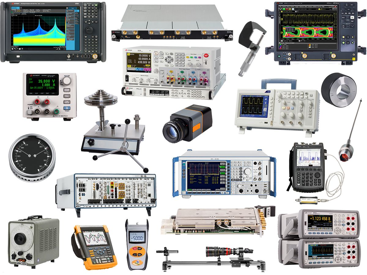Calibration Services for multi-brand instruments