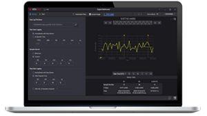 PathWave Bench DMMソフトウェアは、プログラミングなしで各接続と制御を可能にします