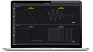 Keysight Pathwave BenchVue Function Generator Application Software