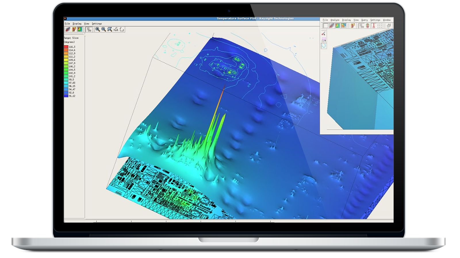 Thermal Design and Analysis Software