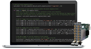 KS2201A PathWave Test Sync Executive Programming Examples