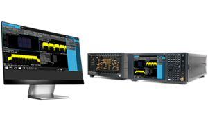 X-Series signal analyzer measurement applications