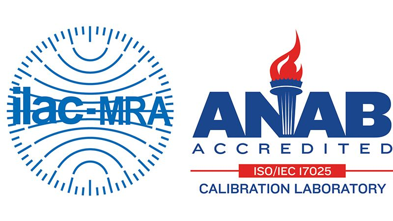 Laboratory Accreditation and Accreditation Body Symbols on Calibration Certificates