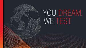 You Dream. We Test. Corporate Brochure
