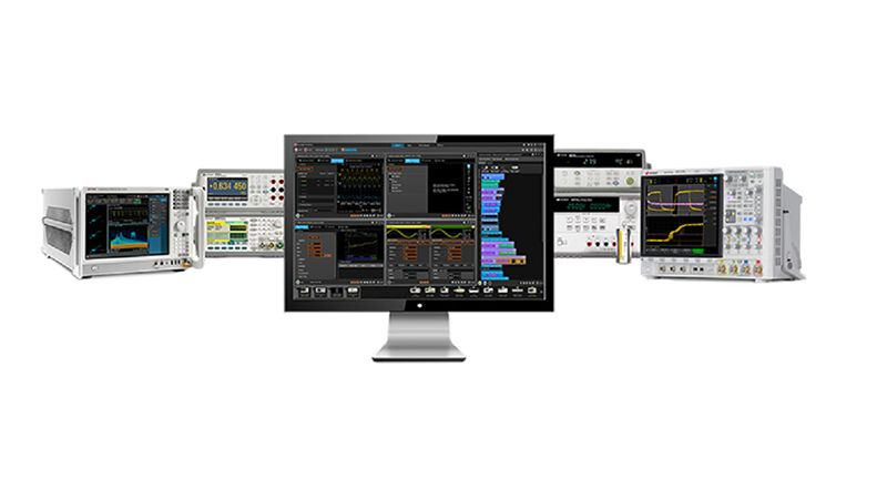 Keysight Benchvue Education Lab Management and Control Collection Bundle (BV9111B)