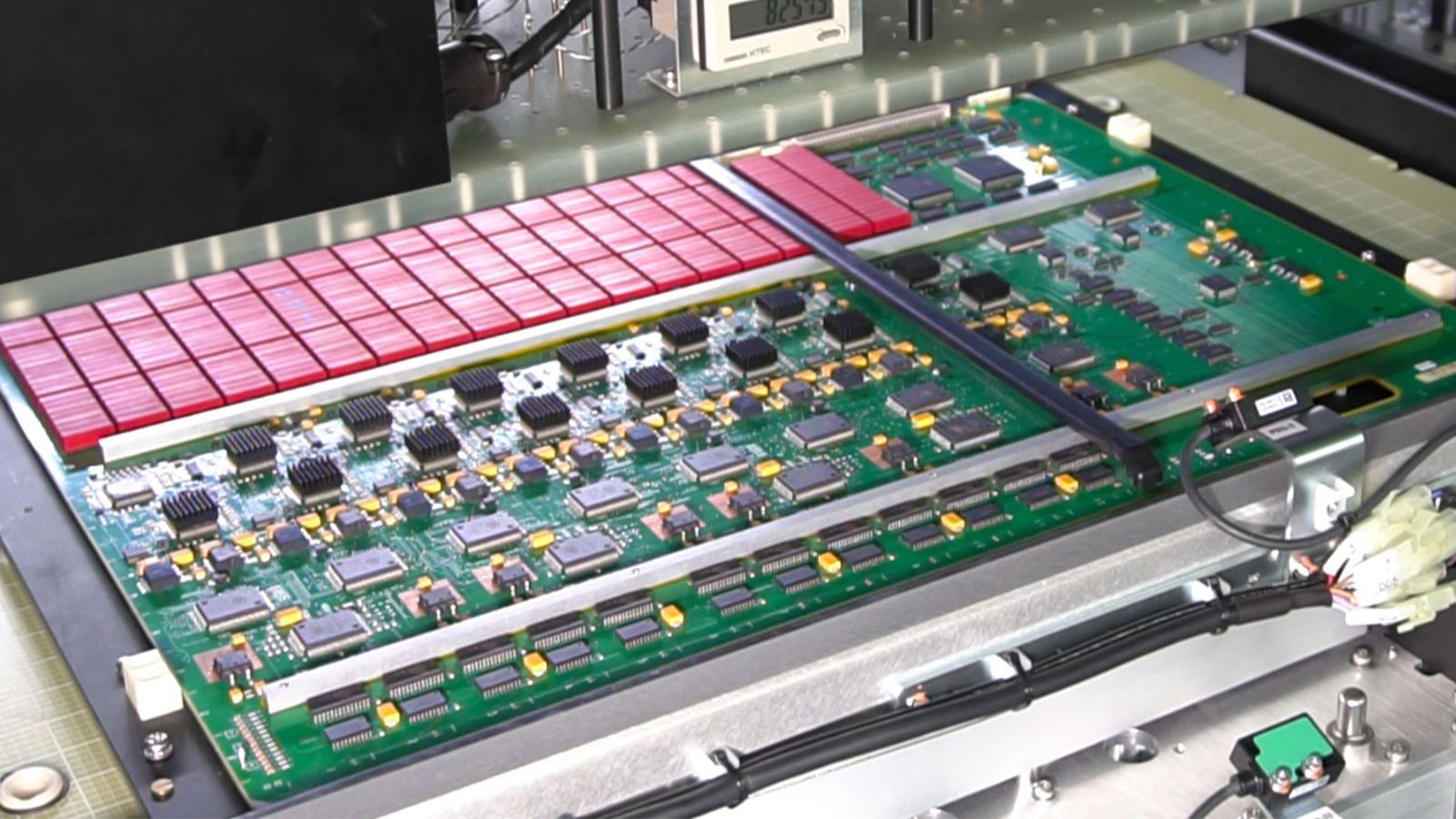 Quadrupling Throughput in Automotive Electronics Manufacturing