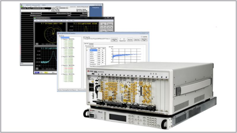 Minimize Risk When Deploying or Updating RF Power Amplifier Test Systems