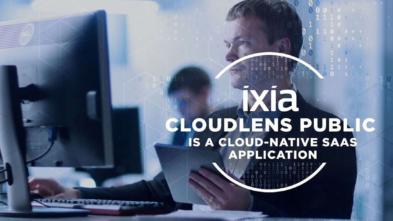 CloudLens Visibility for Public Cloud