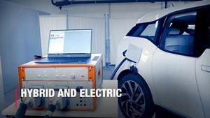 Automotive + Energy | Keysight