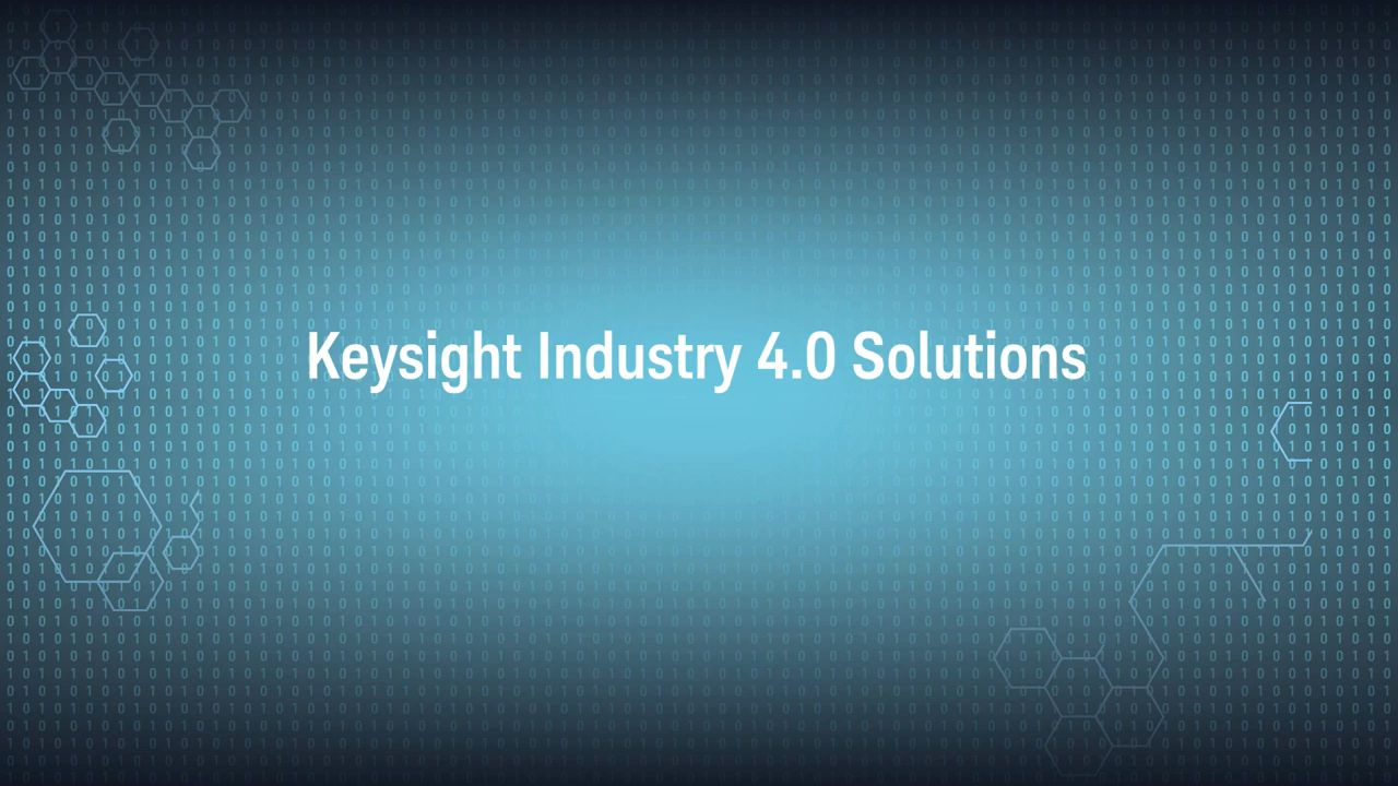 Keysight Industry 4.0 Solutions