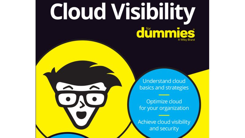 Cloud Visibility for Dummies