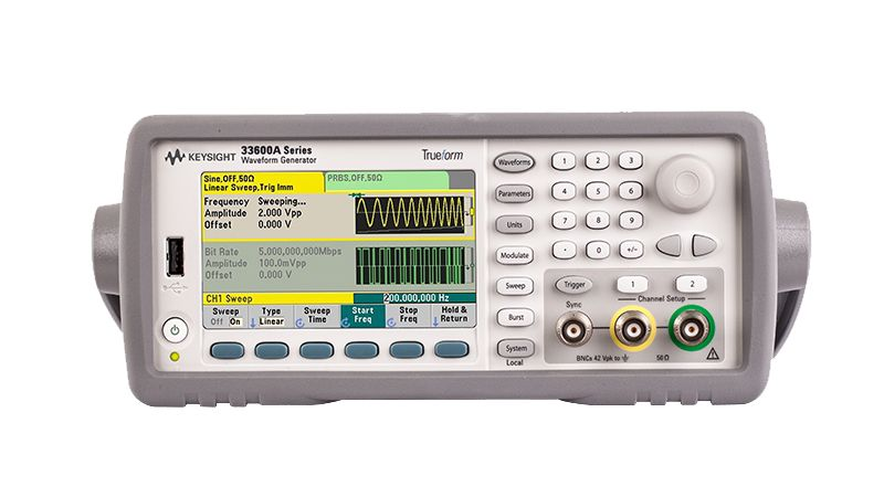 Trueform Series Waveform Generators