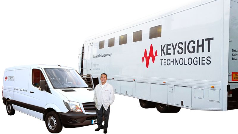 Keysight Onsite Services