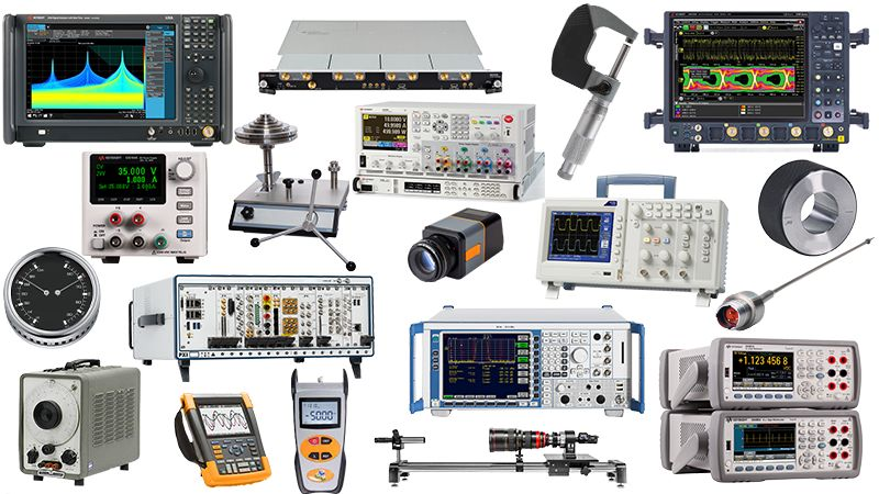 Keysight One-Stop Calibration Services