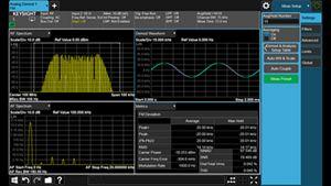 Analog Demodulation Measurements with Spectrum Analyzers
