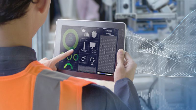 The Blueprint to a Successful Industrial Internet of Things (IIoT)