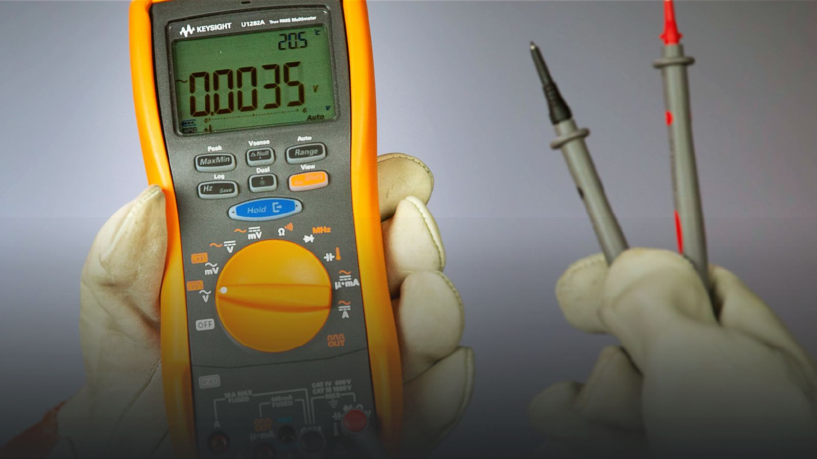 Digital Multimeter Safety Tips