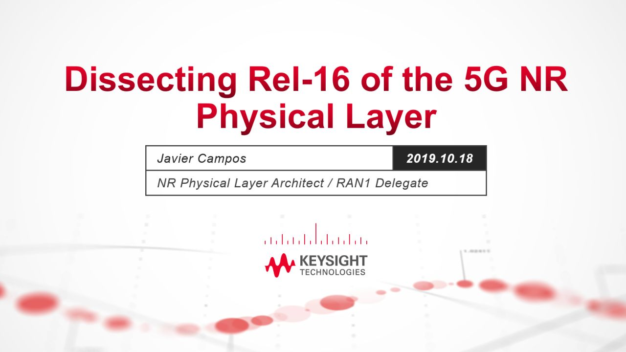 Dissecting Rel-16 of the 5G NR Physical Layer
