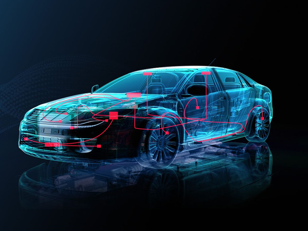 Keysight connected car technology - Automotive Networking