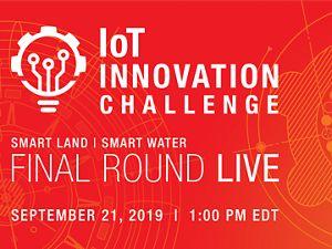 Конкурс инновационных решений для Интернета вещей (IoT)
