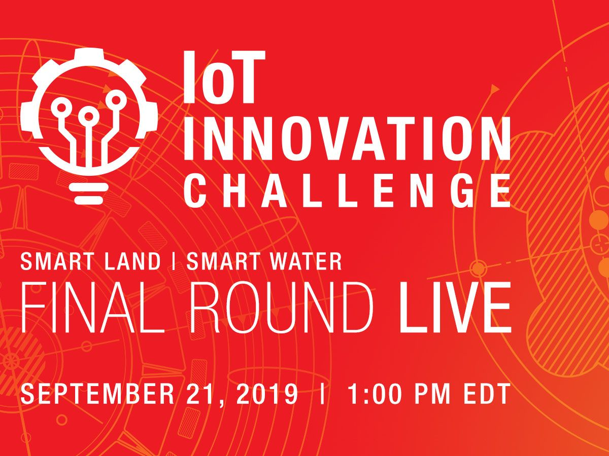 IoT Innovation Challenge competition