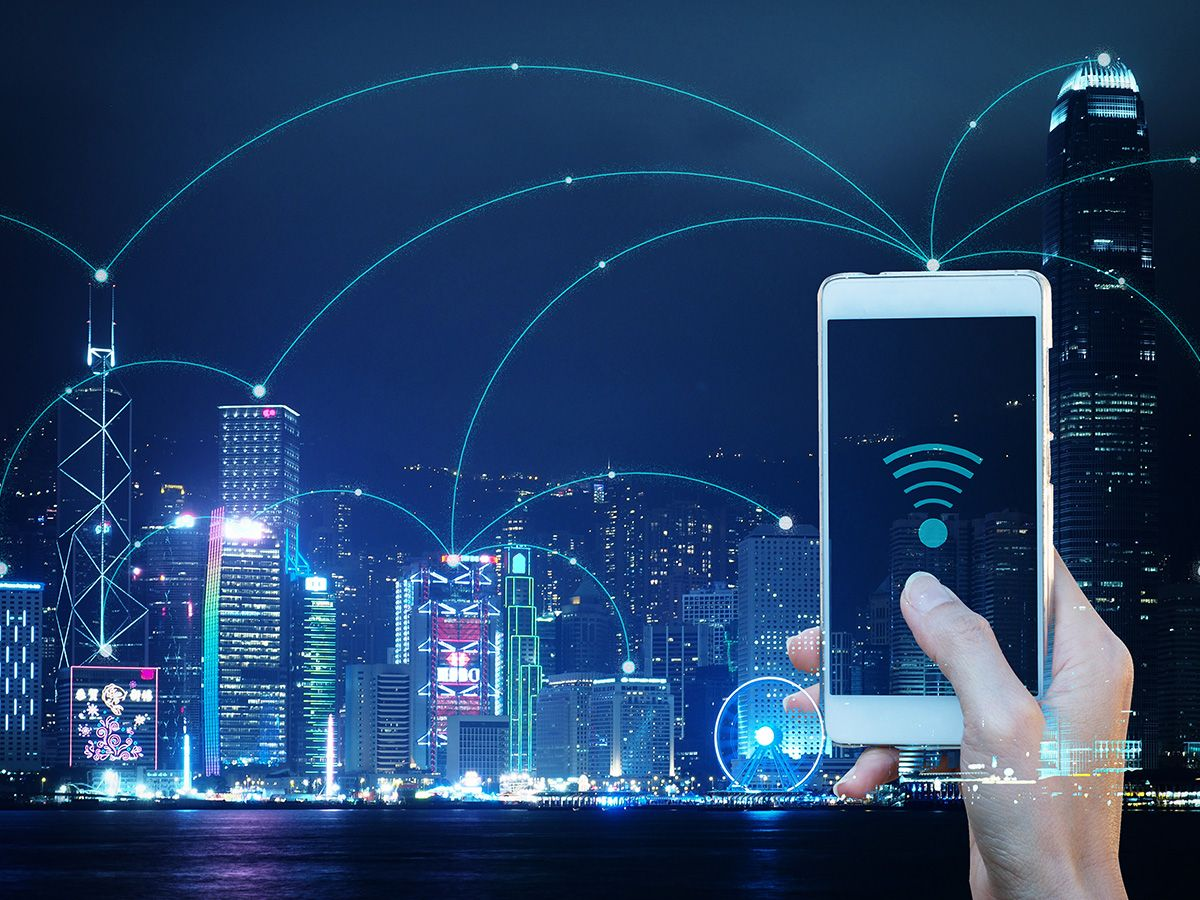 Optimize IoT device for smart city