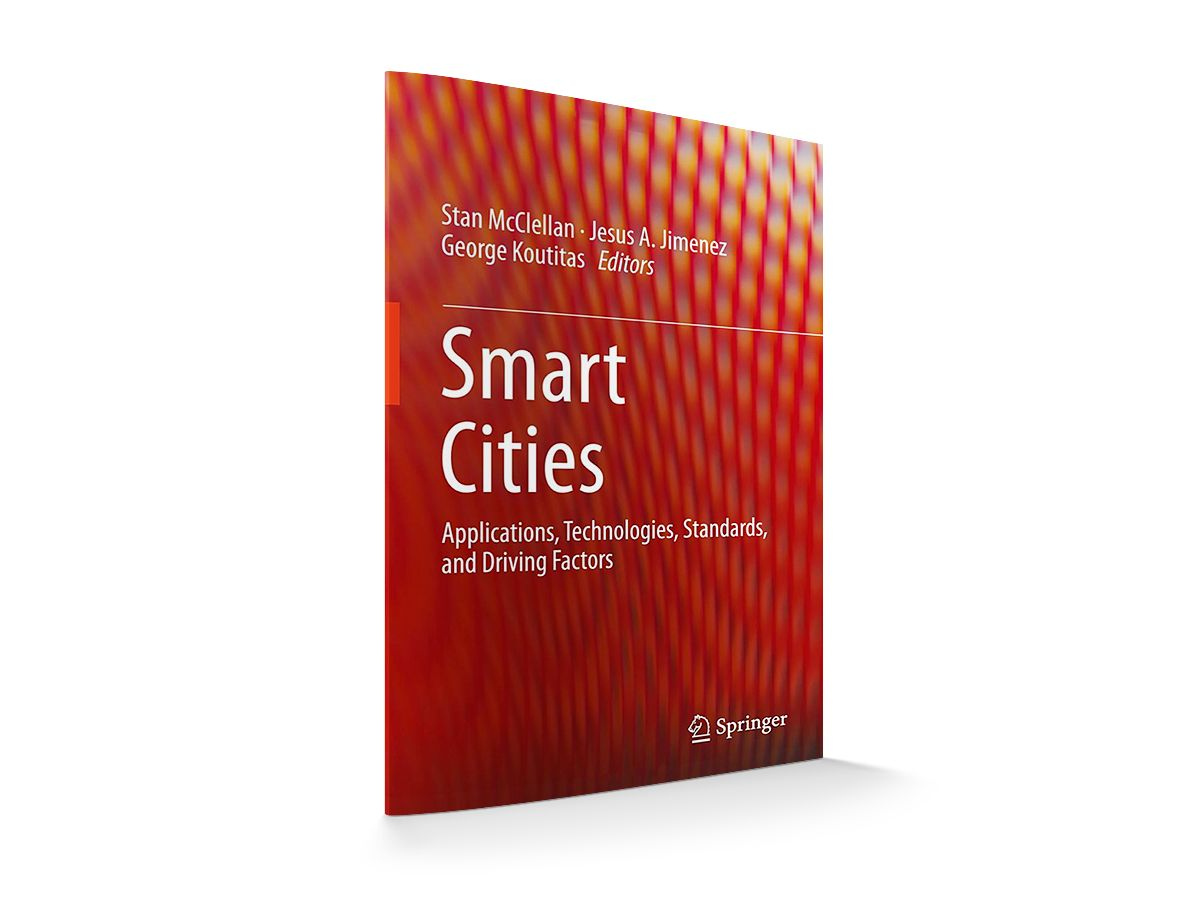 Smart Cities Book – Keysight leads the way