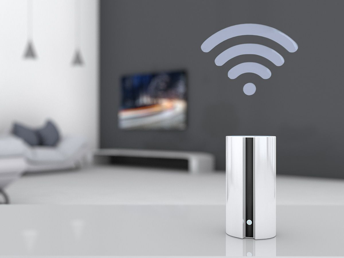 Ensure wireless connectivity of smart home IoT devices