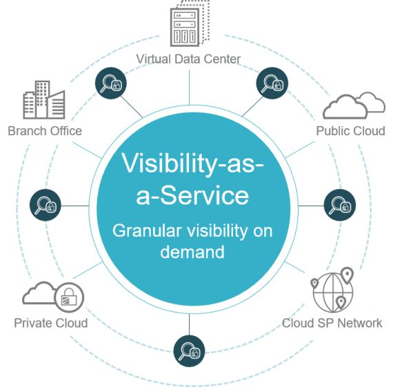 Visibility-as-a-Service