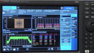 Streamline LTE-Advanced 256QAM Modulation Analysis