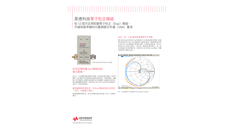 Ecal Module Calibration