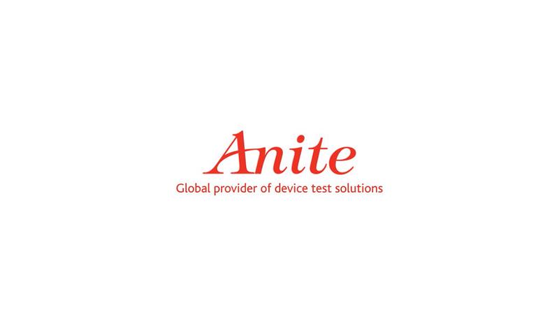 Anite SAS Interoperability Testing